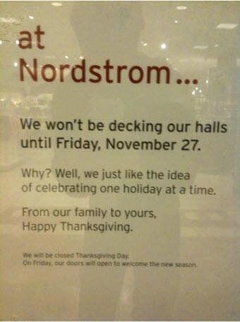 Nordstrom Holidays