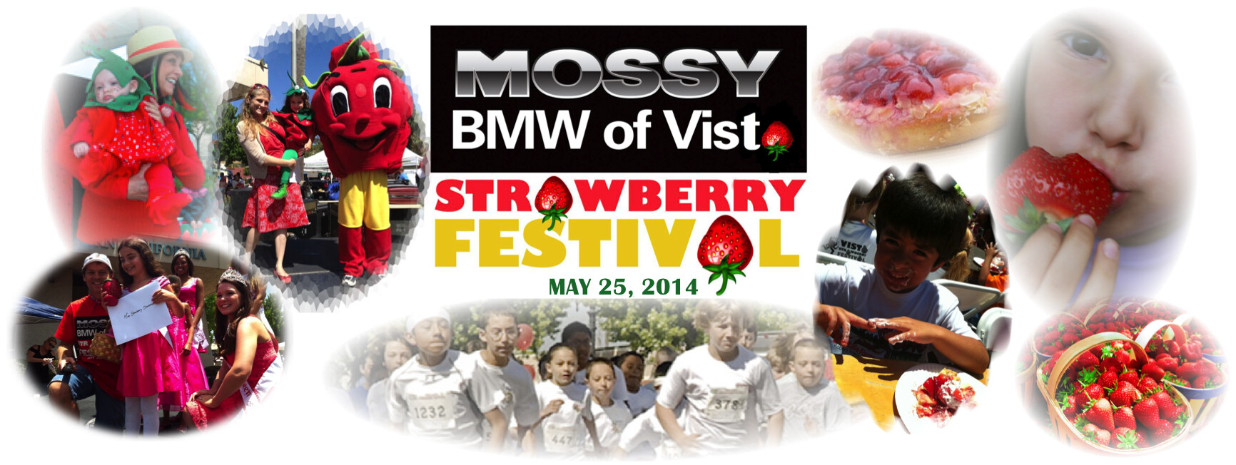 2014 Vista Strawberry Festival Cover Photo