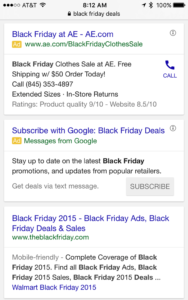 google adwords text ads