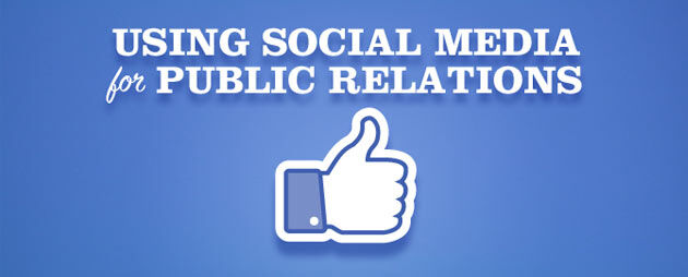Using Social Media to enhance Public Relations